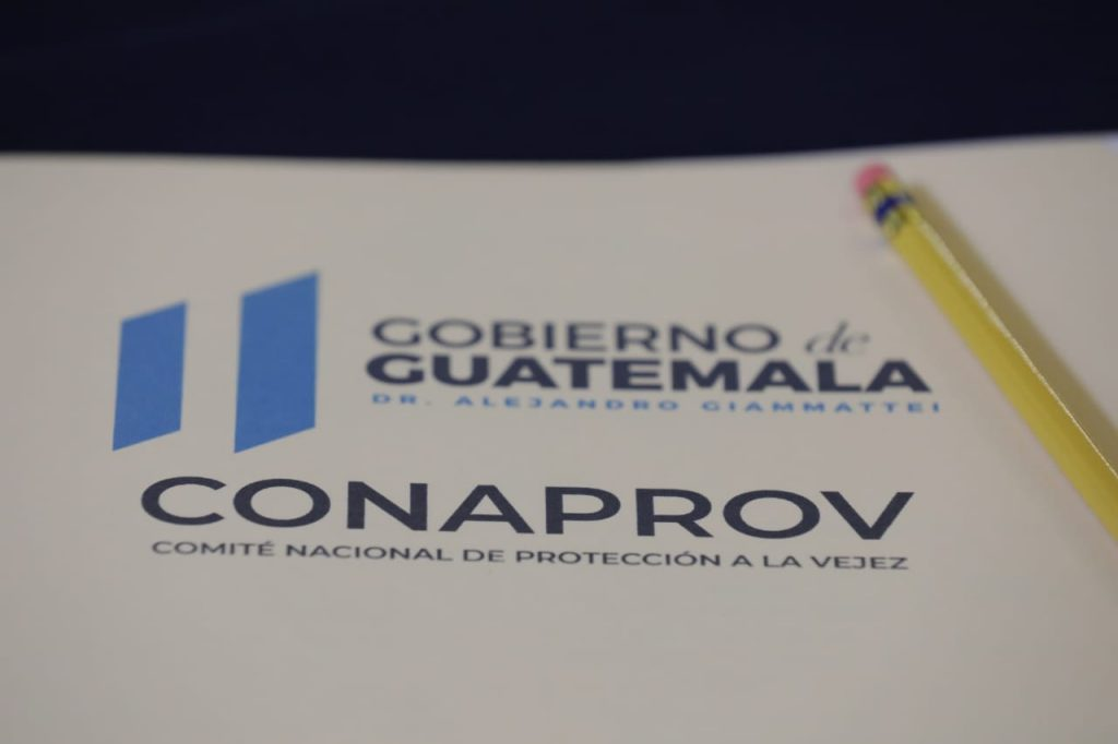 Logo de CONAPROV.