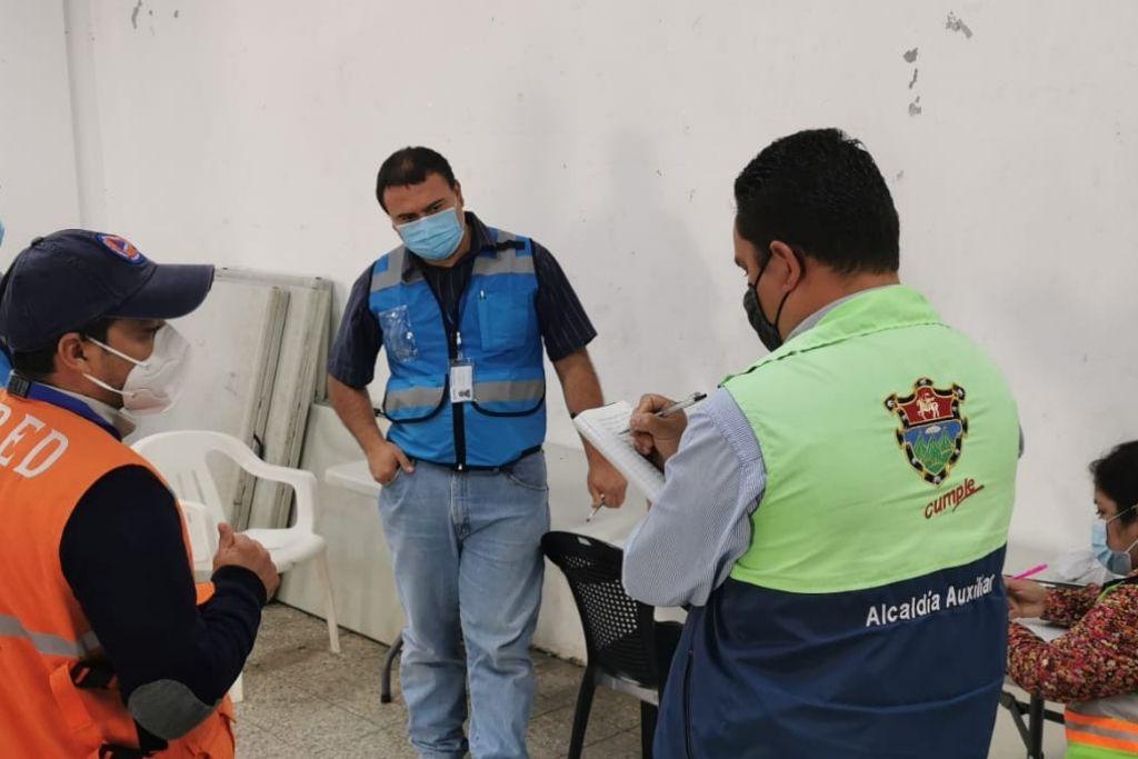 La administración del albergue está a cargo de la Municipalidad de Guatemala