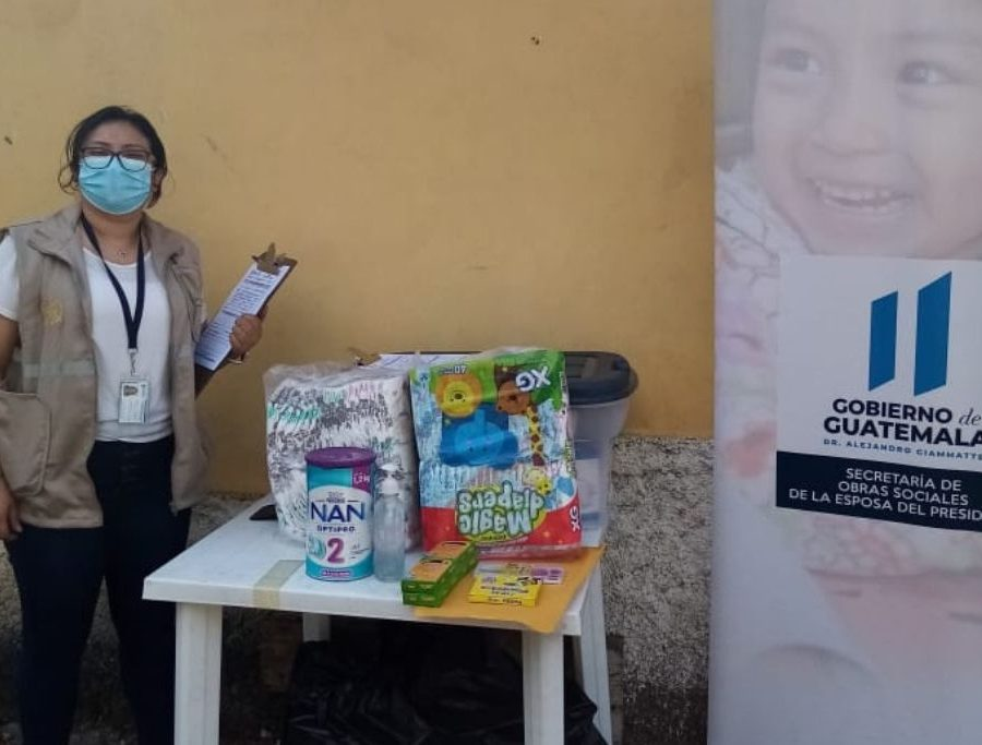 Servicio Social está en apresto para entregar insumos a niños y niñas que se encuentren en situación de vulnerabilidad.